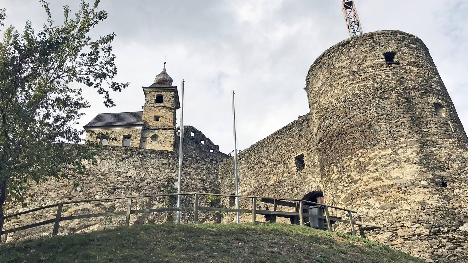 J. Kreulitsch Burg Glanegg