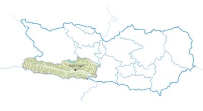 Region Nassfeld-Pressegger See, Lesachtal
