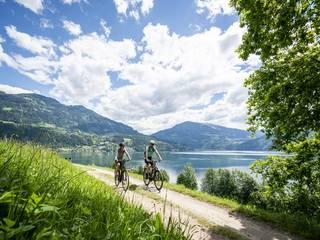 Millstätter See Radfähre   Fahrzeiten bis 1. November