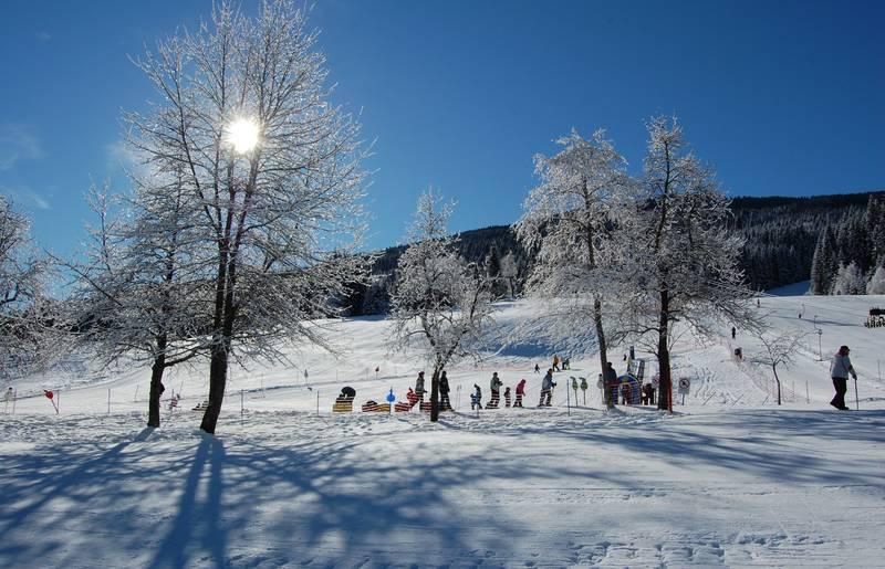 Skigebiet Weissbriach - Gitschtal