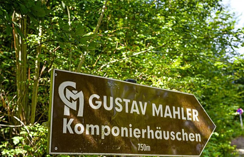 Gustav Mahler Komponierhaeuschen c Mirco Taliercio