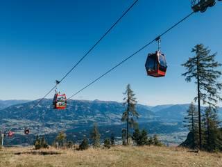 Goldeck Bergbahnen   geöffnet bis 03. Oktober 2021
