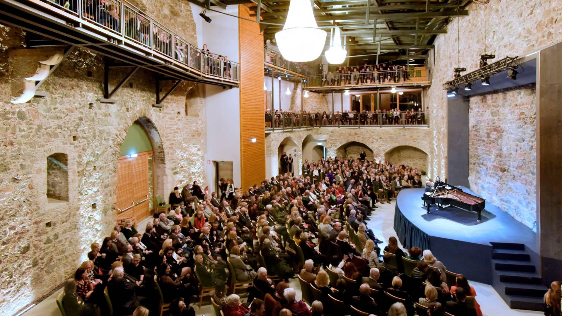 Taggenbrunn Konzertsaal Burg Taggenbrunn