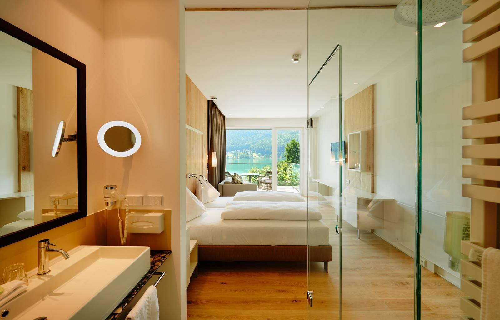 Hotel Amerika Holzer_Zimmer