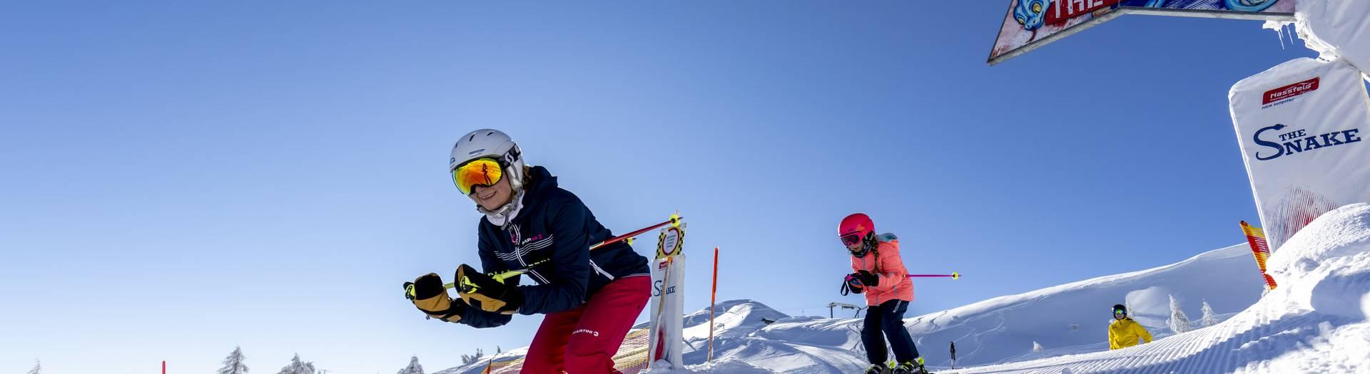 Nassfeld Skispass für kids