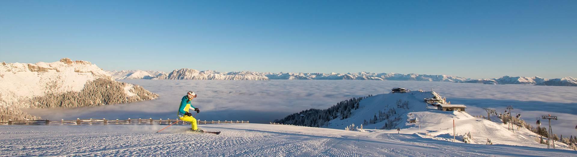 NEU Skiurlaub an der Piste