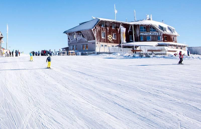 Gerlitzen Gipfelhaus Skigenuss