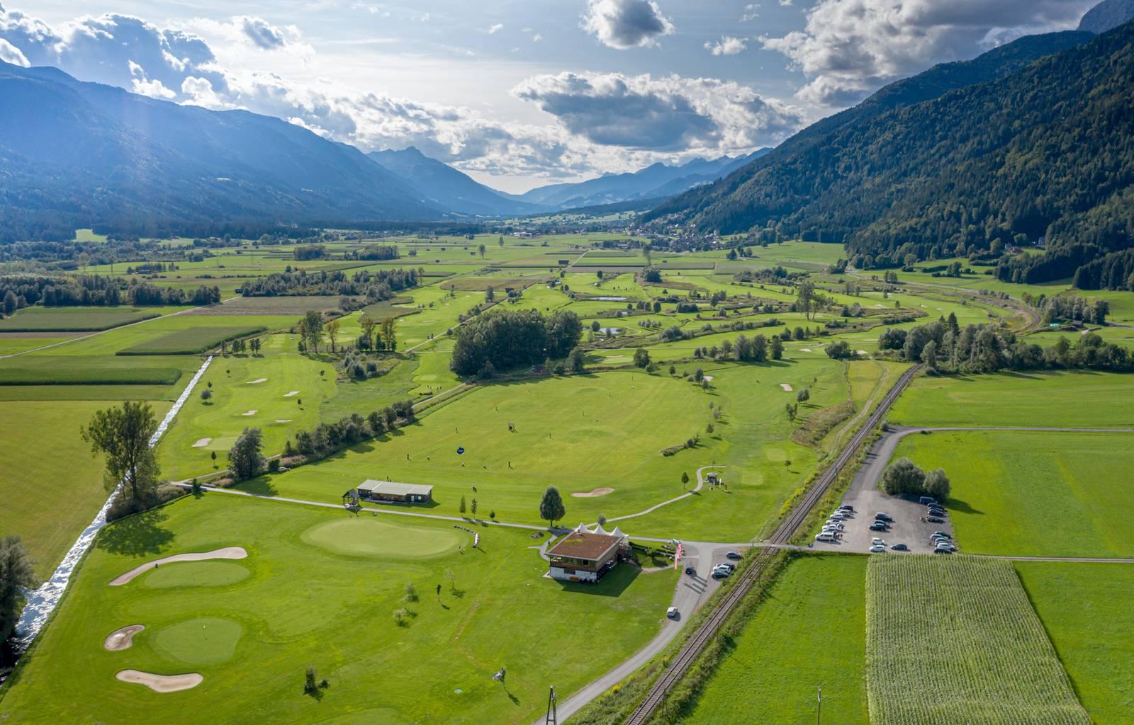 Waidegger Wirt Golfplatz