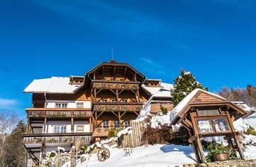 Biobauernhof Hinteregger Bad Kleinkirchheim Winter