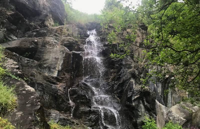 Botanischer Garten Klagenfurt Wasserfall
