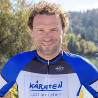 Paco Wrolich Rad Profi Kaernten Werbung