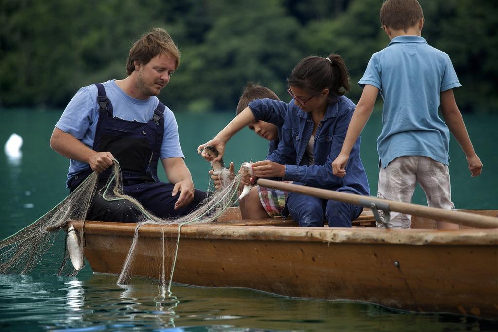 Geschmack der Kindheit, Anfischen Millstätter See