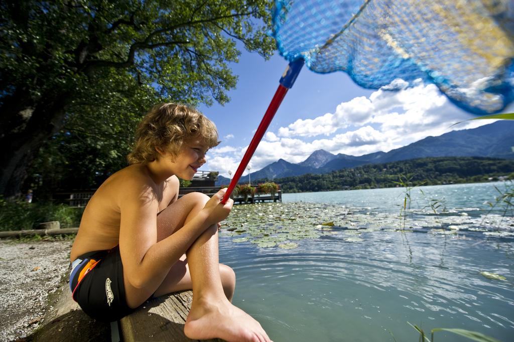 Badespass am See © Kärnten Werbung, Fotograf Franz Gerdl