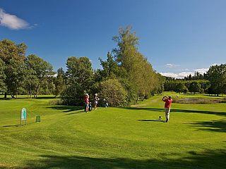 Golfanlage Moosburg Pörtschach