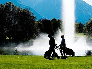 Golfpark Klopeinersee-Südkärnten