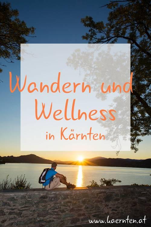 Wandern und Wellness in Kaernten