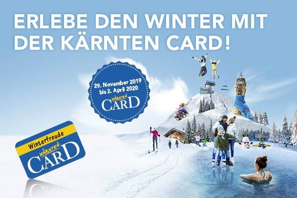Kaernten Card Winter 2019/2020
