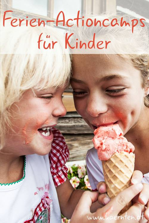 Ferien Actioncamps fuer Kinder